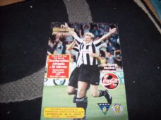 Dunfermline Athletic v St Mirren, 1997/98 [CC]